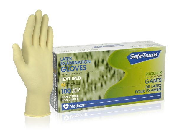 1124_SafeTouch® Latex Gloves