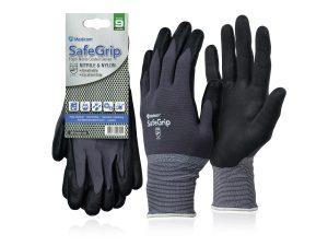 1152C,D,E_SafeGrip Foam Nitrile Coated Gloves