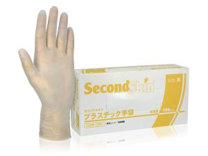 1209_Second SkinΓäó Vinyl Gloves