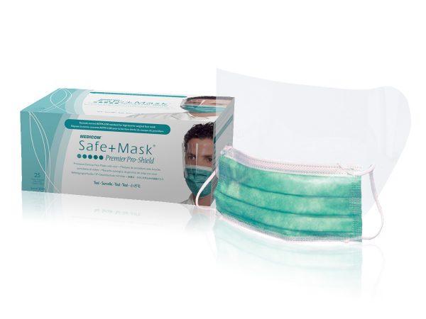 2025_Safe+Mask® Premier Pro-Shield Tie-On Mask