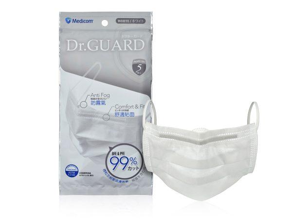 2383_Dr. Guard Anti-Fog Earloop Mask (1)