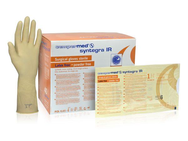 827056A,B,C,D,E,F,G_Sempermed Syntegra IR Polyisoprene Surgical Gloves