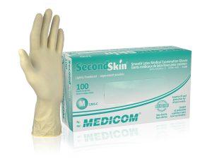 1205D_SecondSkinΓäó Latex Gloves