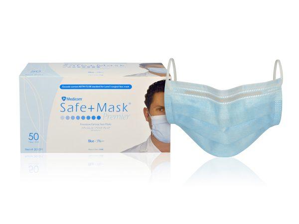 2015M_Safe+Mask® Premier Earloop Mask (Multicolor)